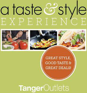 Tanger Taste and Style